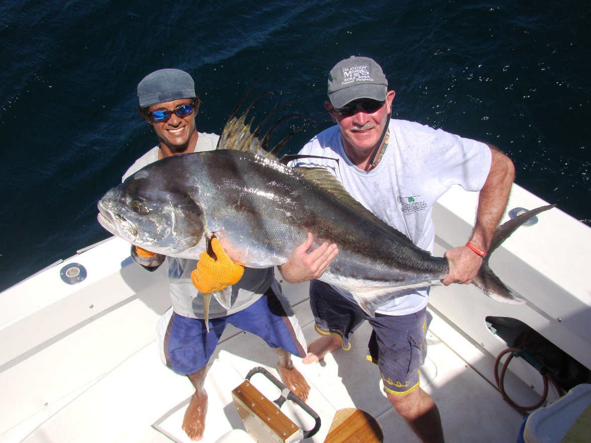 costa rica fishing vacations