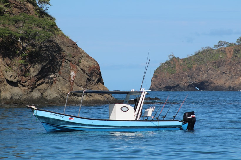sports fishing costa rica